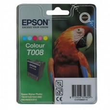 Картридж EPSON T008401 Stylus Photo 790/870/875DC/890/895/895EX/915 Color (о)